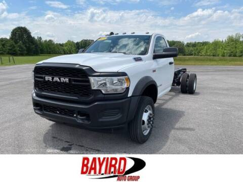 2021 RAM Ram Chassis 4500 for sale at Bayird Truck Center in Paragould AR