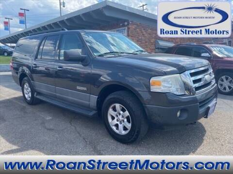 2007 Ford Expedition EL for sale at PARKWAY AUTO SALES OF BRISTOL - Roan Street Motors in Johnson City TN