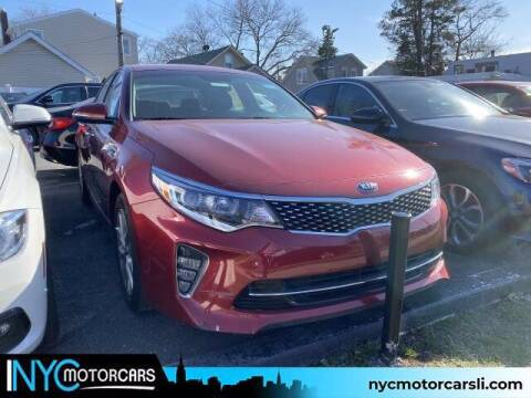 2018 Kia Optima for sale at NYC Motorcars in Freeport NY