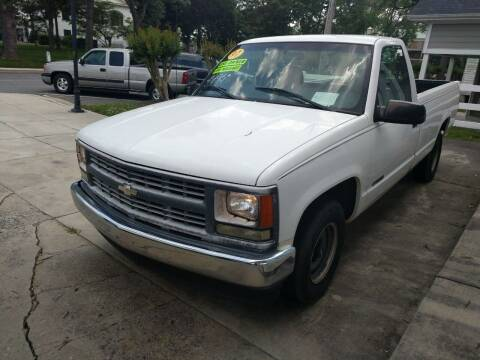 1997 Chevrolet C/K 1500 Series for sale at ROBINSON AUTO BROKERS in Dallas NC