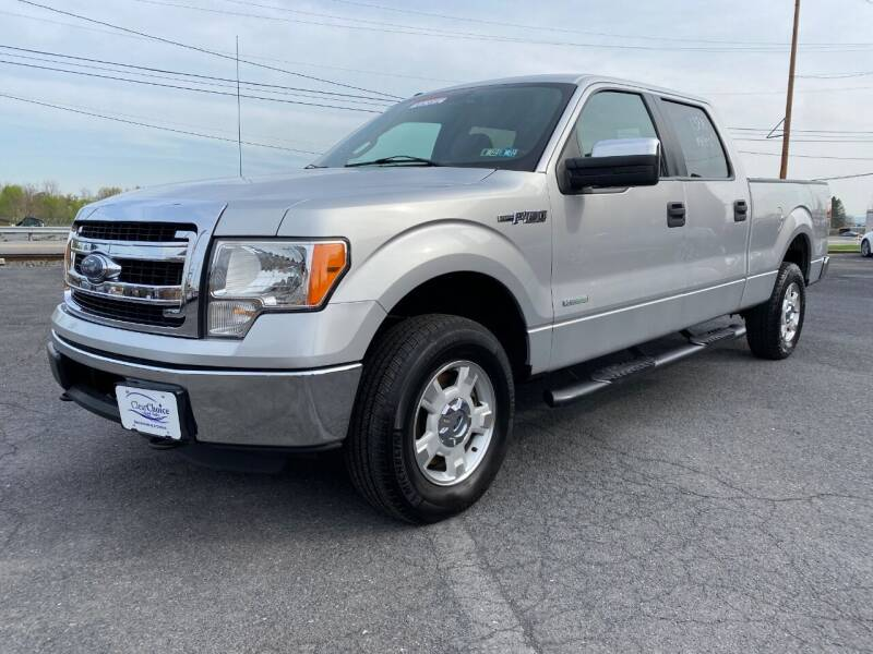 2013 Ford F-150 for sale at Clear Choice Auto Sales in Mechanicsburg PA