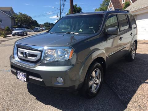 2009 Honda Pilot for sale at Express Auto Mall in Totowa NJ
