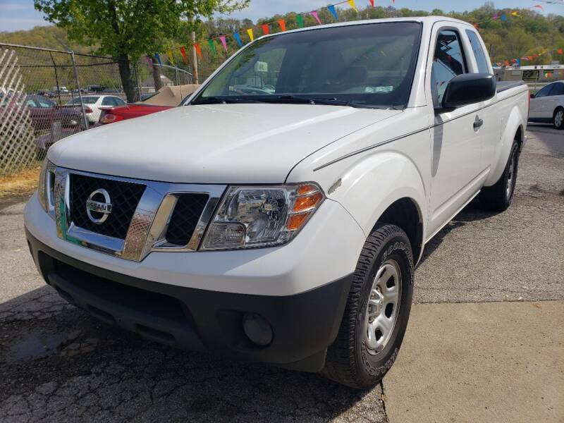 2011 Nissan Frontier for sale at BBC Motors INC in Fenton MO