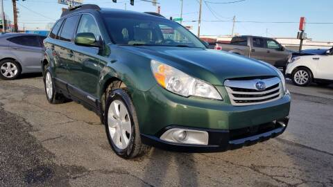 2013 Subaru Outback for sale at Seattle's Auto Deals in Seattle WA