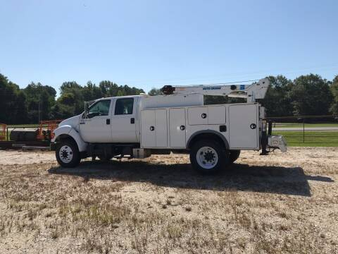 2002 Ford F650 for sale at Ramsey Truck Sales LLC in Benton AR