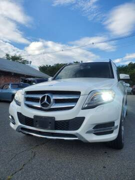 2013 Mercedes-Benz GLK for sale at Westford Auto Sales in Westford MA