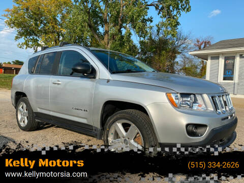 2013 Jeep Compass for sale at Kelly Motors in Johnston IA