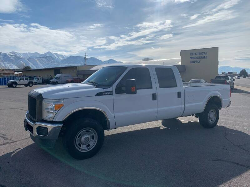 2013 Ford F-350 Super Duty for sale at Street Dreams LLC in Orem UT