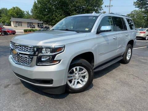 2019 Chevrolet Tahoe for sale at iDeal Auto in Raleigh NC