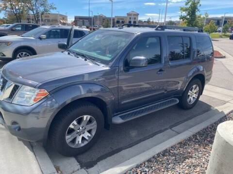 2010 Nissan Pathfinder for sale at EMPIRE LAKEWOOD NISSAN in Lakewood CO