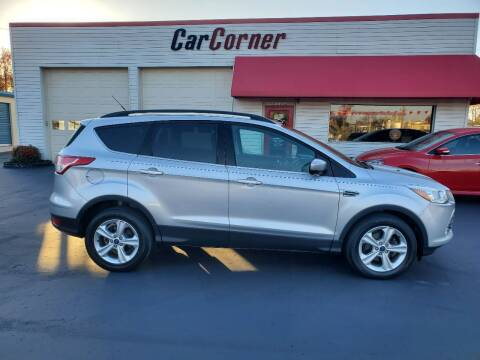 2016 Ford Escape for sale at Car Corner in Mexico MO