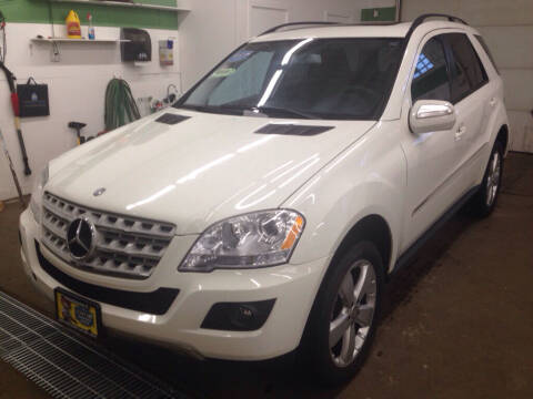 2009 Mercedes-Benz M-Class for sale at MR Auto Sales Inc. in Eastlake OH