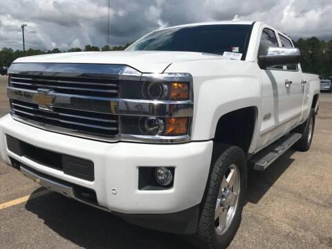 2015 Chevrolet Silverado 2500HD for sale at Texas Luxury Auto in Houston TX