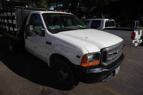 1999 Ford F-350 Super Duty for sale at FENTON AUTO SALES in Westfield MA