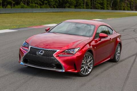 2017 Lexus RC 200t for sale at SHAFER AUTO GROUP in Columbus OH