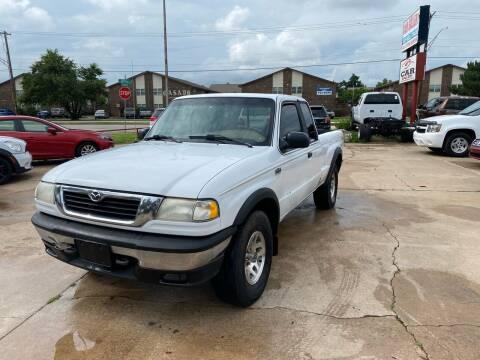 1999 Mazda B-Series Pickup for sale at Car Gallery in Oklahoma City OK