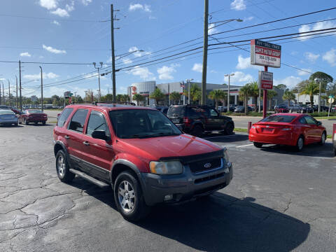 2003 Ford Escape for sale at Sam's Motor Group in Jacksonville FL