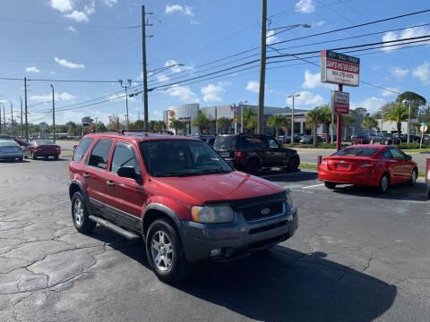 2003 Ford Escape for sale at Sam's Motor Group in Jacksonville FL
