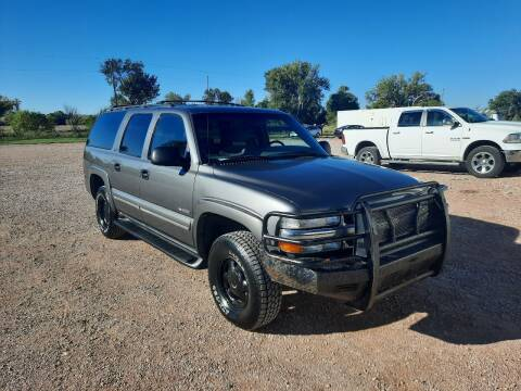 2000 Chevrolet Suburban for sale at Best Car Sales in Rapid City SD