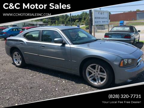 2007 Dodge Charger for sale at C&C Motor Sales LLC in Hudson NC