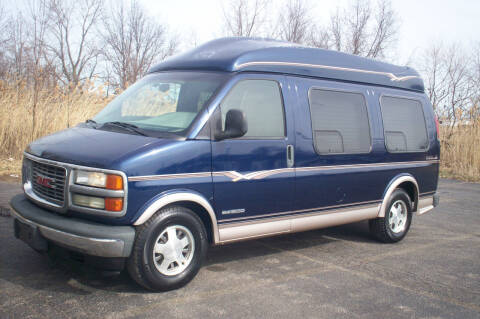 2002 GMC Savana Cargo for sale at Action Auto Wholesale - 30521 Euclid Ave. in Willowick OH