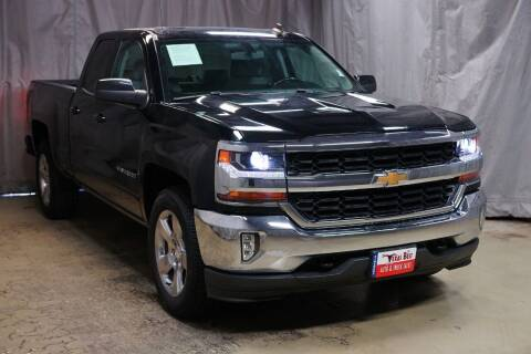 2016 Chevrolet Silverado 1500 for sale at Fincher's Texas Best Auto & Truck Sales in Tomball TX