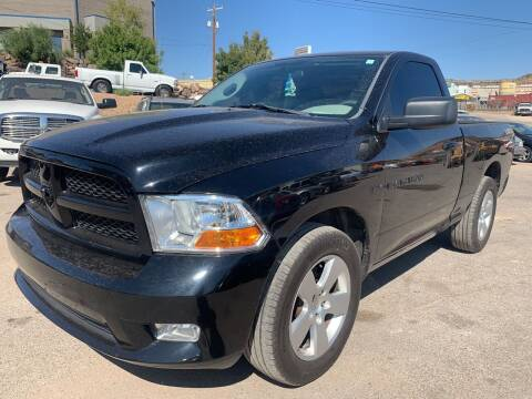 2012 RAM Ram Pickup 1500 for sale at Car Works in Saint George UT