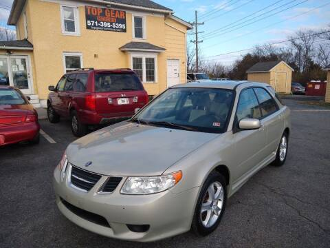 2006 Saab 9-2X for sale at Top Gear Motors in Winchester VA
