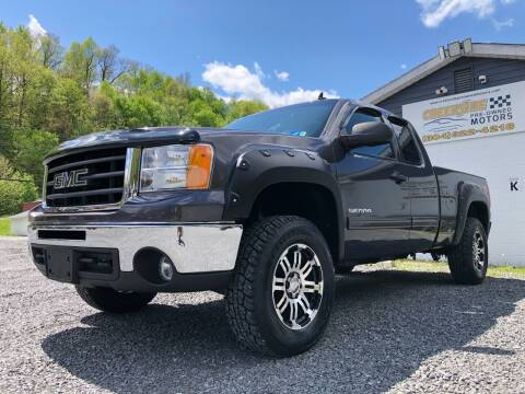 2011 GMC Sierra 1500 for sale at Creekside PreOwned Motors LLC in Morgantown WV