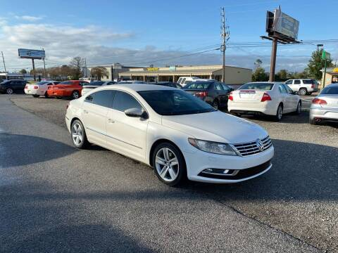 2013 Volkswagen CC for sale at Lucky Motors in Panama City FL