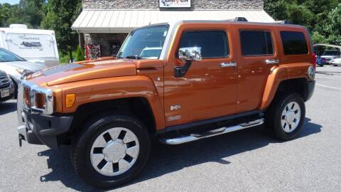 2007 HUMMER H3 for sale at Driven Pre-Owned in Lenoir NC