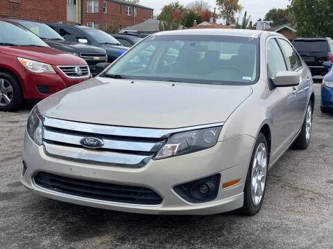 2010 Ford Fusion for sale at IMPORT Motors in Saint Louis MO