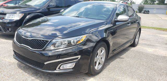 2015 Kia Optima for sale at Yep Cars in Dothan AL