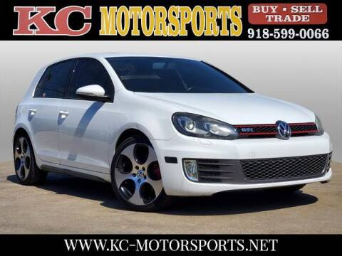 2011 Volkswagen GTI for sale at KC MOTORSPORTS in Tulsa OK