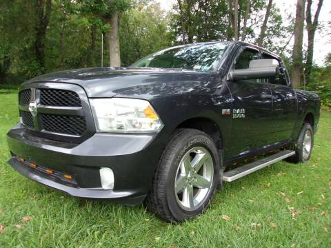 2016 RAM Ram Pickup 1500 for sale at Sussex County Auto Exchange in Wantage NJ
