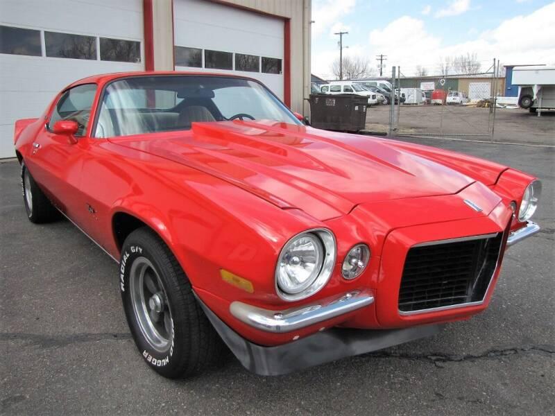 1973 Chevrolet Camaro for sale at Street Dreamz in Denver CO