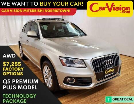2016 Audi Q5 for sale at Car Vision Mitsubishi Norristown in Trooper PA