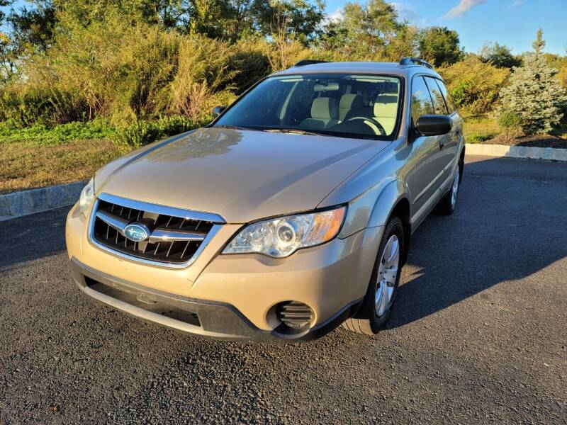 2008 Subaru Outback for sale at DISTINCT IMPORTS in Cinnaminson NJ