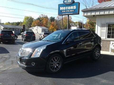 2016 Cadillac SRX for sale at Route 106 Motors in East Bridgewater MA