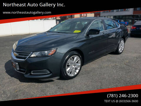 2014 Chevrolet Impala for sale at Northeast Auto Gallery Inc. in Wakefield MA