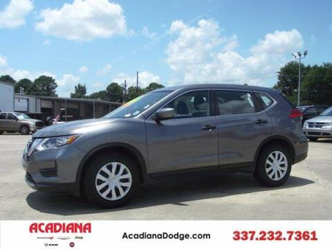 2017 Nissan Rogue for sale at ACADIANA DODGE CHRYSLER JEEP in Lafayette LA
