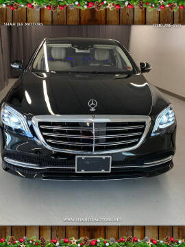2019 Mercedes-Benz S-Class for sale at Shah Jee Motors in Woodside NY