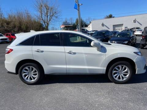 2018 Acura RDX for sale at Bill Gatton Used Cars - BILL GATTON ACURA MAZDA in Johnson City TN