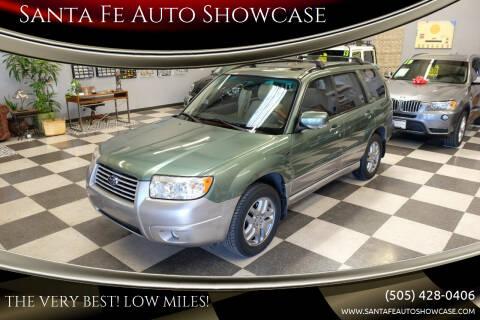 2008 Subaru Forester for sale at Santa Fe Auto Showcase in Santa Fe NM