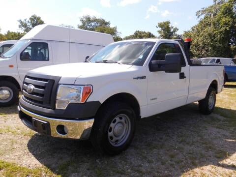 2012 Ford F-150 for sale at ABC AUTO LLC in Willimantic CT