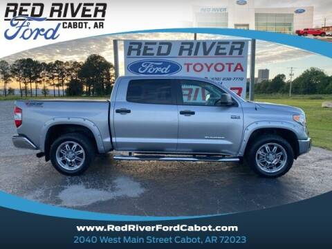 2017 Toyota Tundra for sale at RED RIVER DODGE - Red River of Cabot in Cabot, AR
