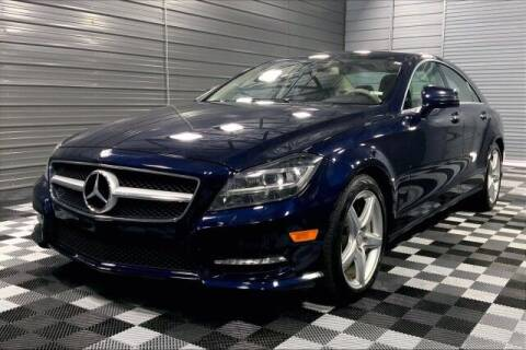 2014 Mercedes-Benz CLS for sale at TRUST AUTO in Sykesville MD
