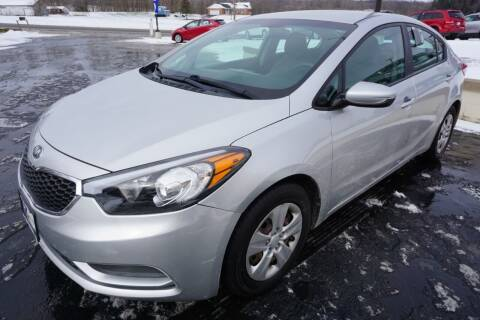 2015 Kia Forte for sale at MyEzAutoBroker.com in Mount Vernon OH