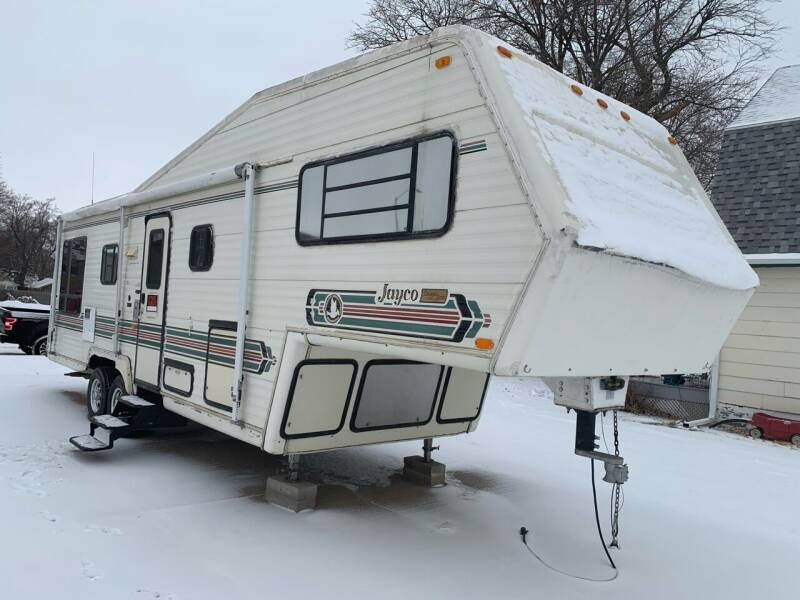 1991 Jayco LE LAND DESIGNER SERIES for sale at Spady Used Cars in Holdrege NE