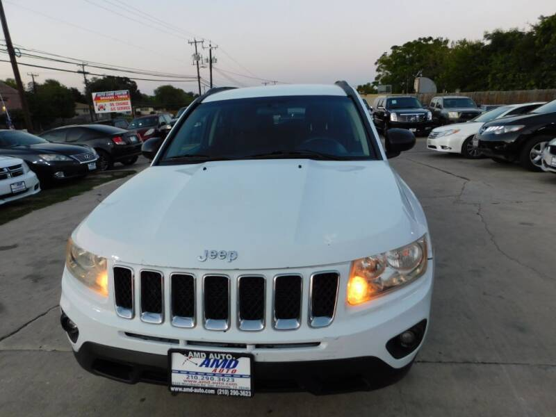 2011 Jeep Compass Sport 4dr SUV - San Antonio TX